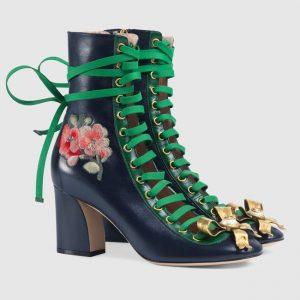 Những mẫu giày độc dị gắn mác Gucci