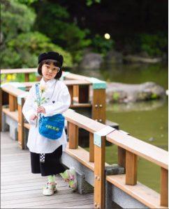 cô bé 6 tuổi nổi tiếng khắp châu á 4