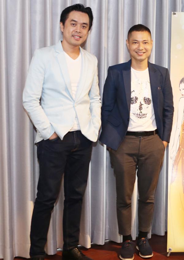 Show thời trang cũng có sự góp mặt của nhạc sĩ Dương Khắc Linh và Giám Đốc sáng tạo Dũng Yolo