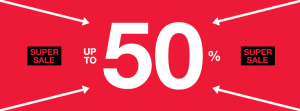 Boo khuyến mại 50%