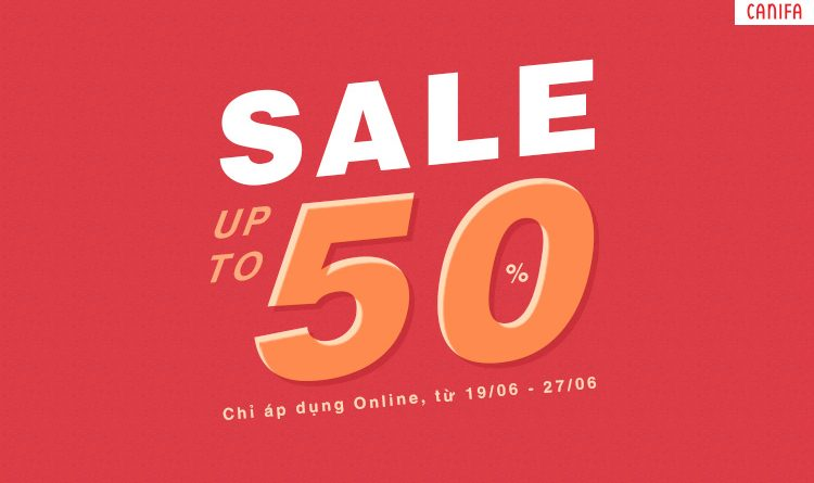 Canifa Sale up to 50%