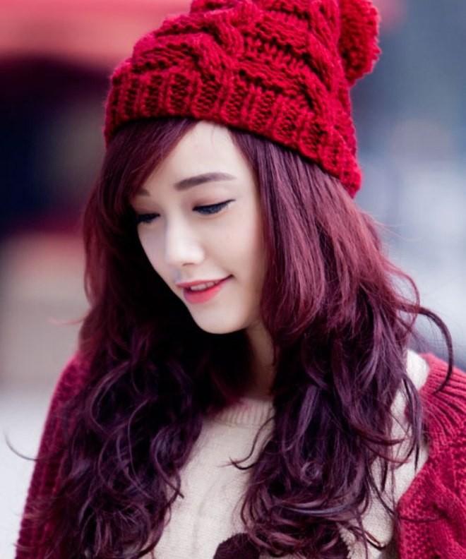 màu nâu đỏ