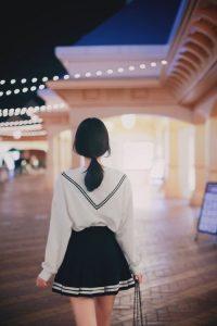 Váy nữ sinh