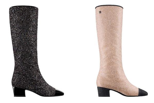 Hàng loạt trang tin thời trang đưa tin về mẫu giày mới ra đời của Chanel