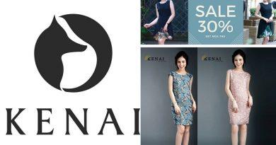 Chương trình khuyến mại giảm giá của Kenai trong tháng 10