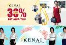 Chào Thu với Kenai – Chương trình khuyến mãi đặc biệt tháng 9