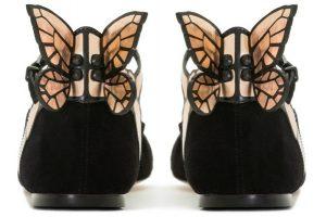 Xu hướng thời trang mới trên các mẫu giầy bệt