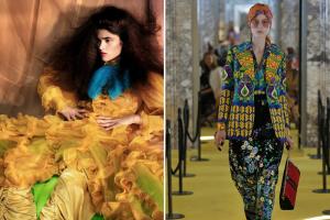 cảm hứng cho xu hướng thời trang xuân hè 2018