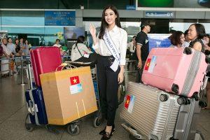 phong cách giản dị của Mỹ Linh, phong cách giản dị của Mỹ Linh ở sân bay