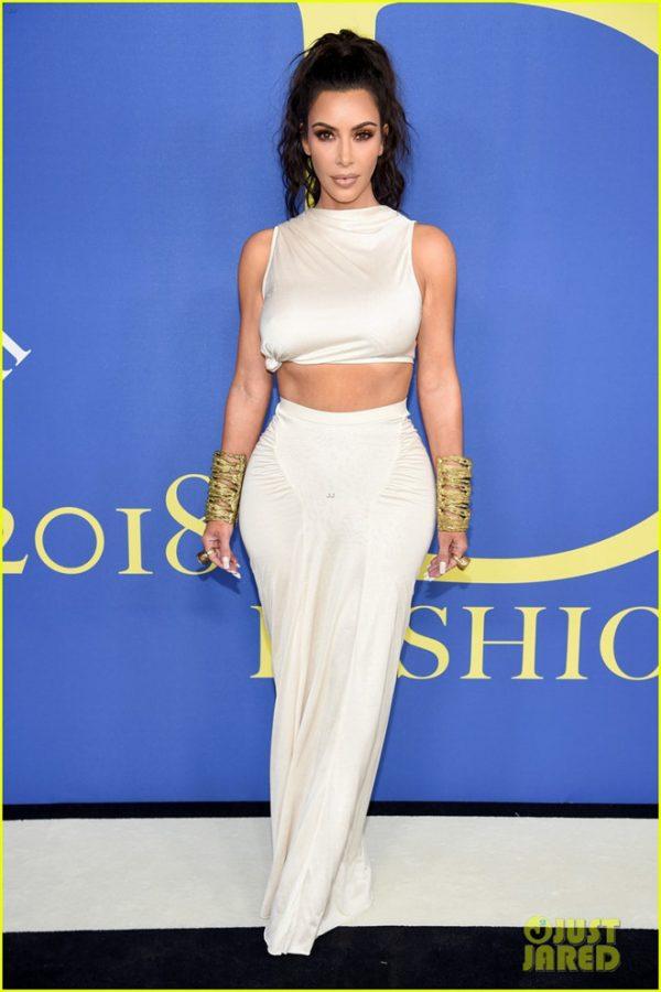 page of Kim Kardashian