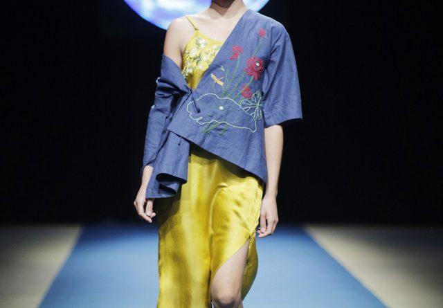 xu hướng thời trang xuân hè 2018