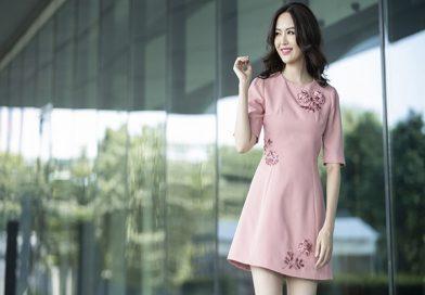 """Hoa hậu Thu Thủy gợi ý chọn đồ tôn nét trẻ trung """"quên tuổi"""""""