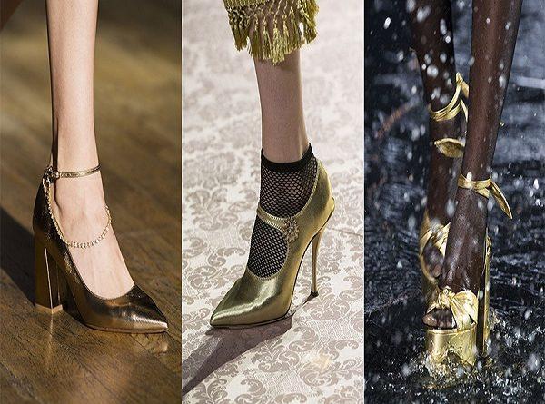 Xu hướng giày nổi bật từ Tuần lễ thời trang Xuân – Hè 2019