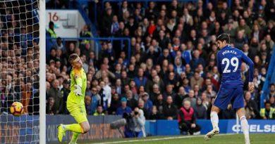 Chelsea bất bại
