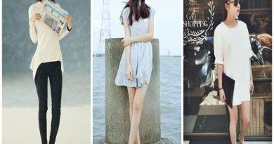 Cách mặc đẹp Ăn gian chiều cao