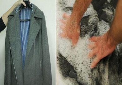 Cách giặt áo dạ đúng cách không bị xù lông tại nhà