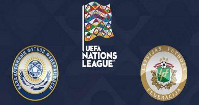 Nhận định Kazakhstan vs Latvia, 22h00 ngày 15/11: Bảng 1, Nations League