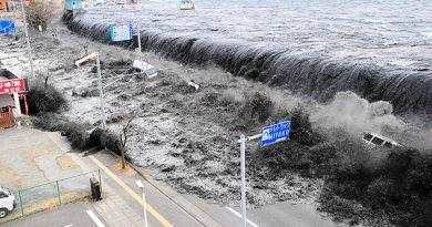 Nằm mơ thấy sóng thần đánh lô tô con gì