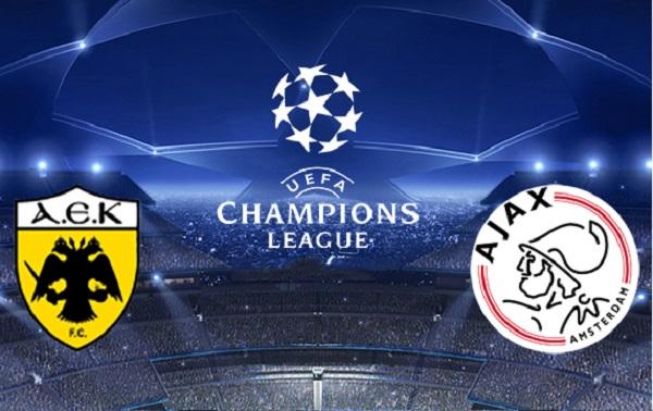 Nhận định AEK Athens vs Ajax