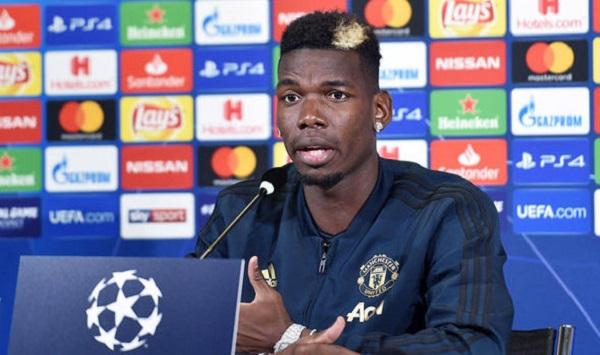 Thi đấu khởi sắc, Pogba lên tiếng nói về Man Utd