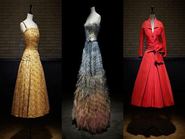 Triển lãm lớn nhất ở Anh về Christian Dior