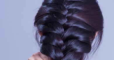 Tết tóc đuôi cá - cách làm tóc đẹp
