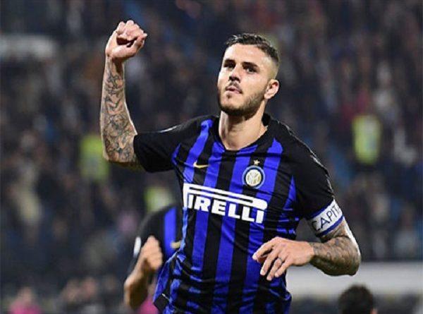 Inter đã chính thức bị loại sau chuỗi thất bại