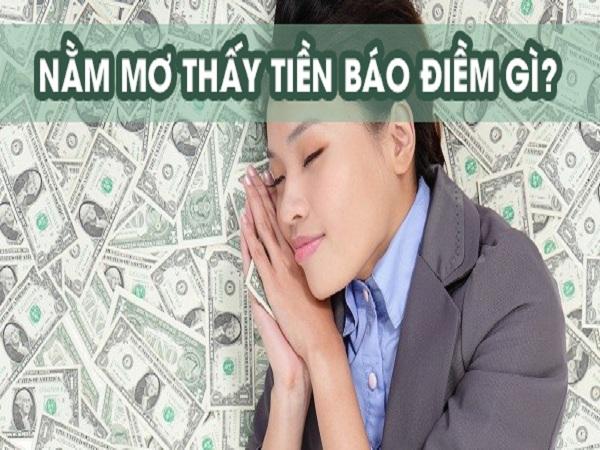 Nằm mơ thấy tiền có điềm báo gì?