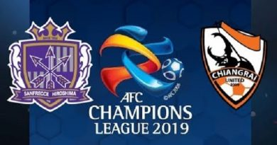 Nhận định Sanfrecce Hiroshima vs Chiangrai Utd