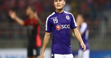 Quang Hải lọt top 8 cầu thủ thắp sáng Champions League Châu Á