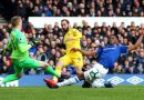 Chelsea bất ngờ thua 0-2 trước Everton