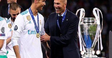 Zidane trở lại Real: Quyết định dũng cảm