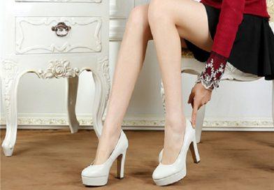 Mách bạn cách chọn giày cao gót phù hợp với dáng người