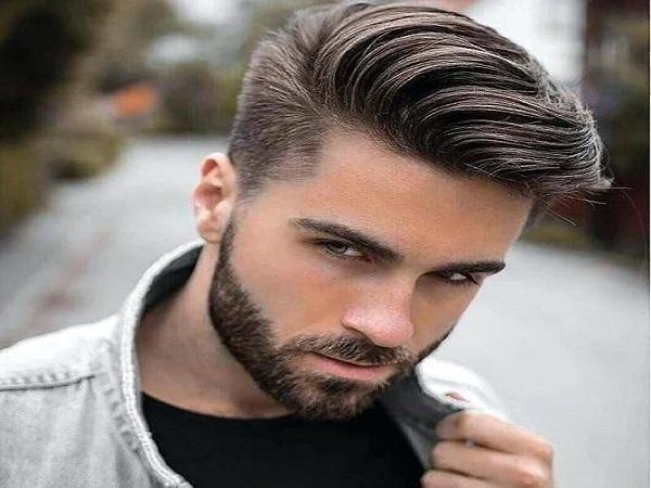 mẫu tóc nam đẹp 2019