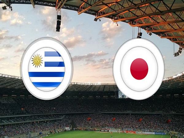 Nhận định Uruguay vs Nhật Bản, 6h00 ngày 21/06