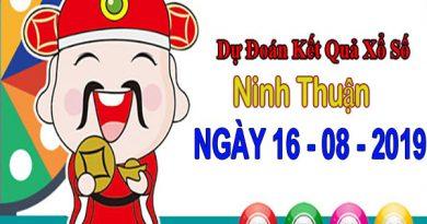 Dự đoán XSNT ngày 16/8/2019 – Soi cầu KQXS Ninh Thuận thứ 6