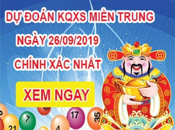 Tổng hợp KQXSMT ngày 26/09 chuẩn xác 100%