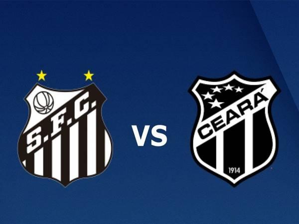 Nhận định Santos vs Ceara, 5h15 ngày 18/10