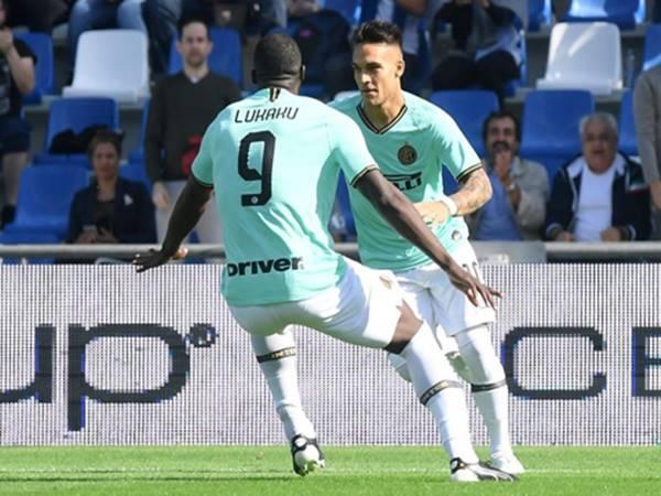 Sassuolo 3-4 Inter: Chiến thắng sát nút