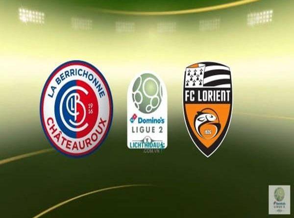 Nhận định Chateauroux vs Lorient, 02h00 ngày 23/11