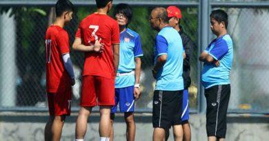 U22 Việt Nam đón tin dữ tại SEA Games