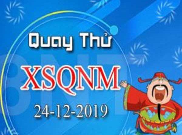 Soi cầu KQXSQN ngày 24/12 chuẩn xác