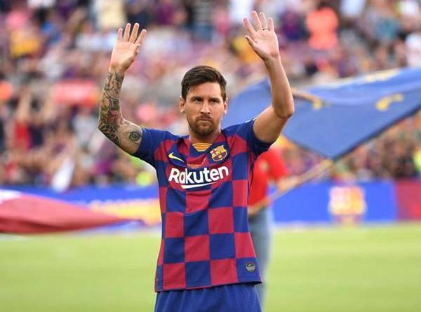 Messi và cú sốc cho Barca ở cuộc chiến Champions League