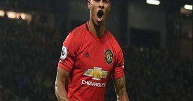 Rashford có thể vươn ngang tầm Ronaldo