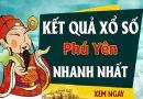 Soi cầu XS Phú Yên chính xác thứ 2 ngày 13/01/2020