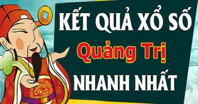 Soi cầu XS Quảng Trị chính xác thứ 5 ngày 16/01/2020