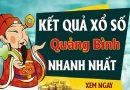 Dự đoán kết quả XS Quảng Bình Vip ngày 13/02/2020