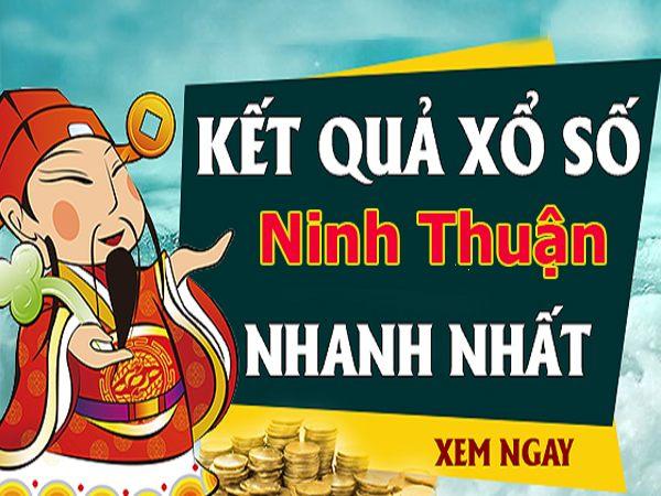 soi cầu xổ sốNinh Thuận29/5