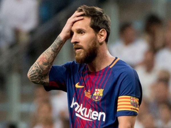 Cựu chủ tịch Barca lo Messi rời đi vì mâu thuẫn