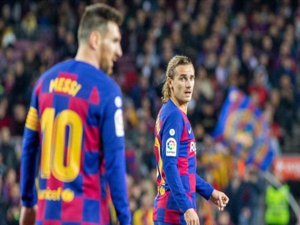 Tin bóng đá chiều 10/9: Mọi thứ giữa tôi và Messi đang tiến triển
